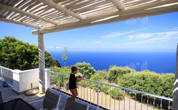 Ferienhäuser am Meer und Elba