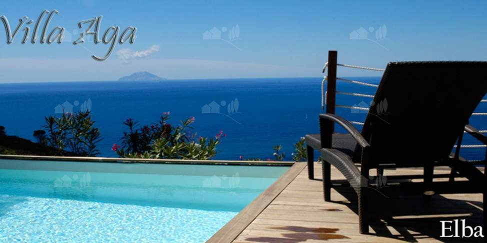 Ferienhäuser Villa Aga 10+0 Schlafplätze, 5 Schlafzimmer - Fewo Toskana